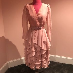 Beautiful vintage 70s dress